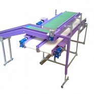 Conveyor belts robotic