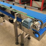 Plastic link conveyors packaging 4