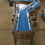 Plastic link conveyors packaging 16