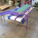 Conveyor belts robotic 1