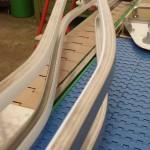 Plastic link conveyors robotic 1