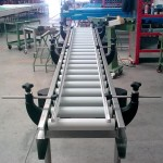 Drive or free running rollers robotic 2