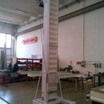 Plastic link conveyors robotic 7