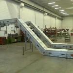 Plastic link conveyors robotic 12