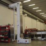 Plastic link conveyors robotic 6