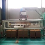 Filler 2 con separatore a vibrazione in ingresso