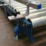 Drive or free running rollers robotic 1