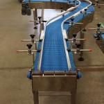 Plastic link conveyors robotic 8