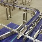 Plastic link conveyors robotic 18