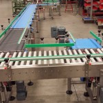 Drive or free running rollers robotic 18