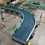 Plastic link conveyors robotic 16