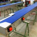 Plastic link conveyors robotic 20